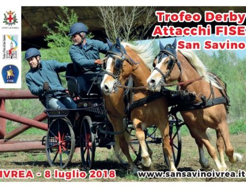 Domenica 8 Luglio 2018 – Trofeo Derby San Savino 2018